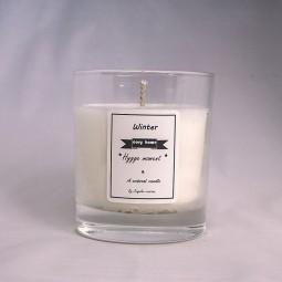 Bougie naturelle Hygge parfumée
